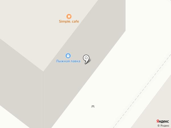 Фермерский магазин на Чумбаровке на карте Архангельска