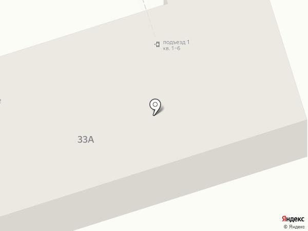 ТСЖ №33а на карте Боголюбово