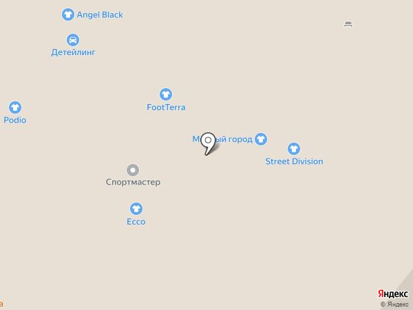DC Store на карте Архангельска