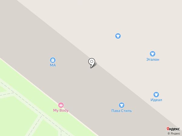 Queen на карте Архангельска
