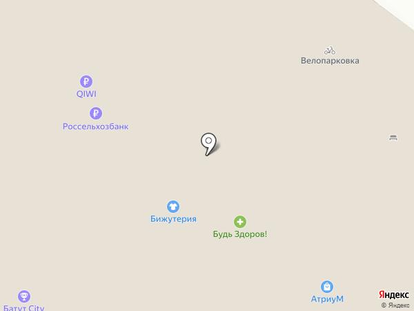 Банкомат, РоссельхозБанк на карте Архангельска
