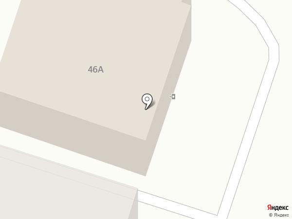 Тепличный на карте Боголюбово