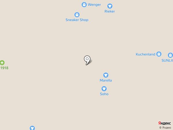 Wenger на карте Архангельска
