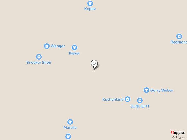 Обувай-ка на карте Архангельска