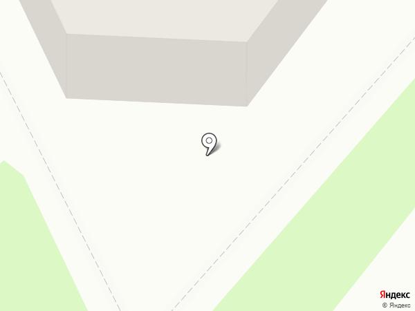 Фитнес джаз на карте Архангельска