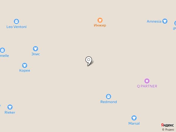 Vitacci на карте Архангельска