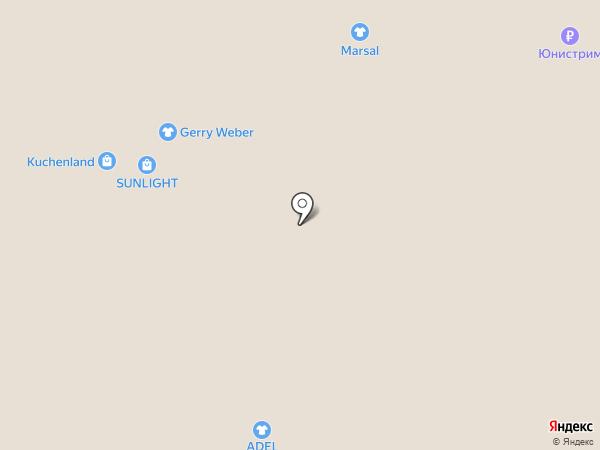 REDMOND на карте Архангельска