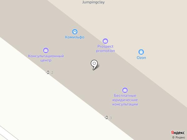 PoliNail на карте Архангельска