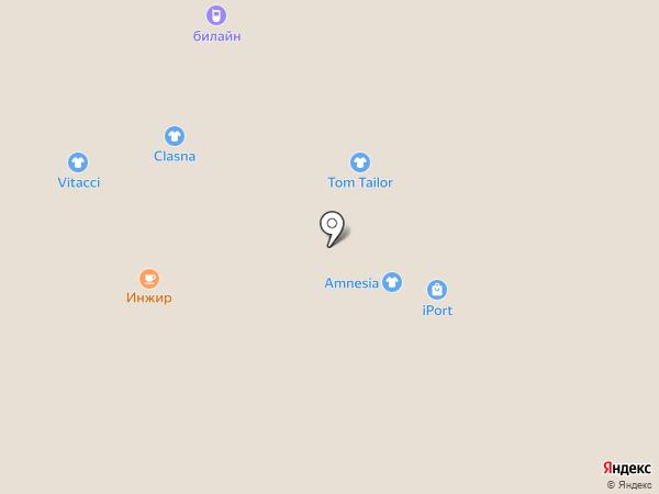Pandora на карте Архангельска