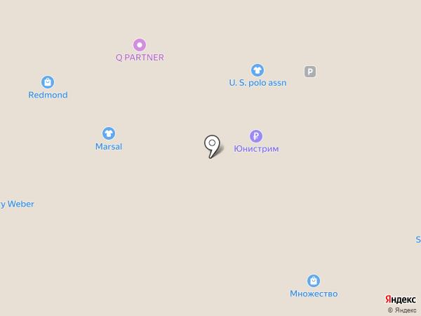 Медвежонок на карте Архангельска