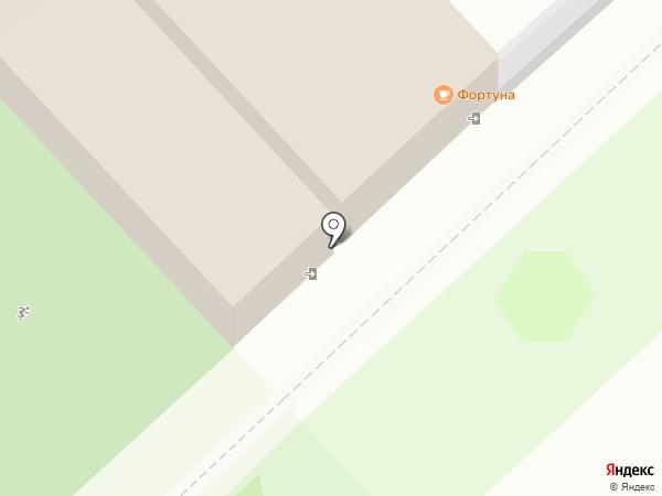 Магнит на карте Боголюбово