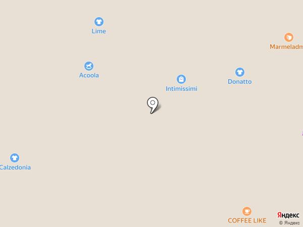 Анжелика на карте Архангельска