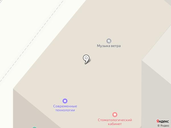Шесть шестерок на карте Архангельска