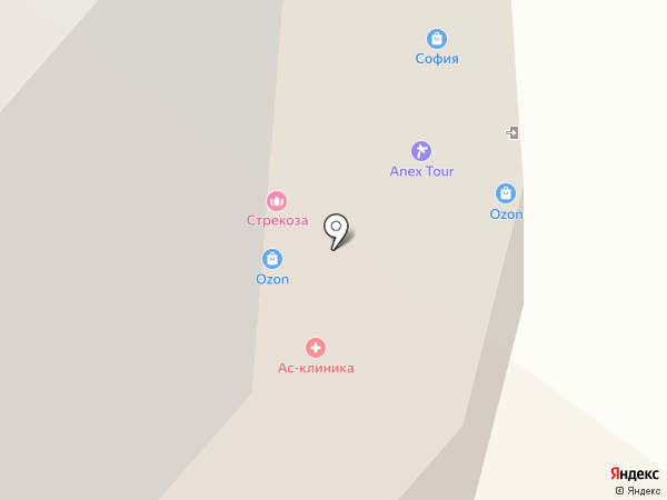 Lale Antilop на карте Архангельска