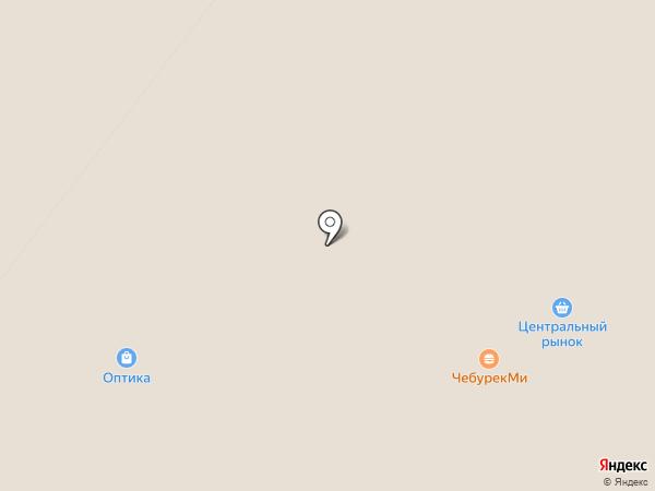 MuzZone на карте Архангельска