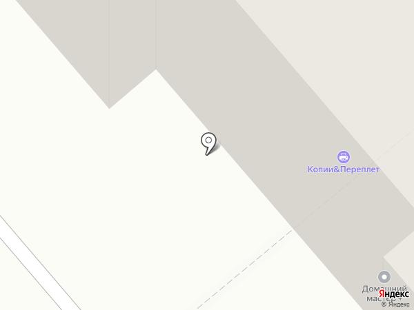 Просвет на карте Архангельска