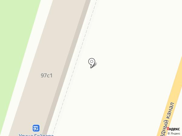 Все цветочно! на карте Архангельска
