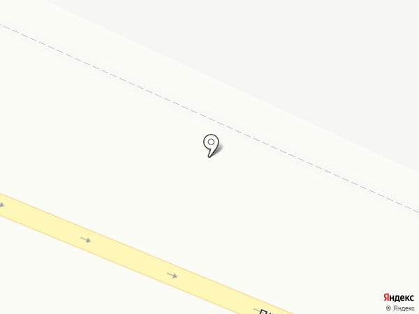 Мишка Авто на карте Архангельска