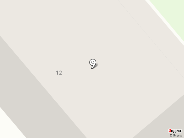 Архангельская жилищно-сервисная компания на карте Архангельска