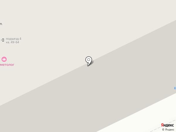 Шар-Ок на карте Архангельска