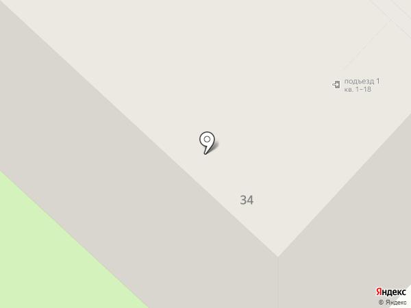 Проект29 на карте Архангельска