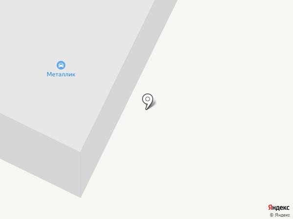 Архмотордеталь-сервис на карте Архангельска