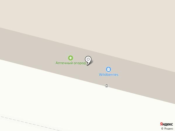 Магазин на Приорова на карте Архангельска