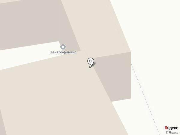 Центр Ломбардов на карте Архангельска
