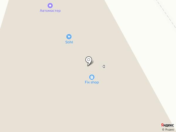 FixShop на карте Архангельска