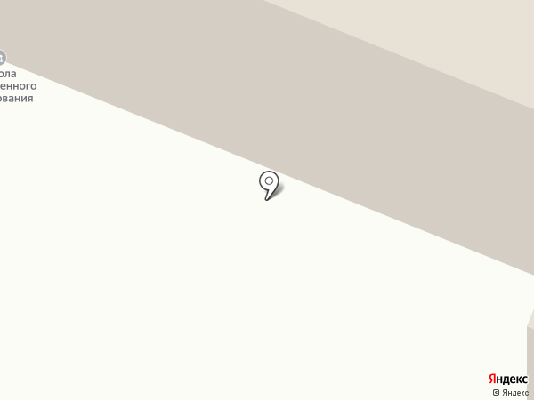 Дворик на карте Архангельска