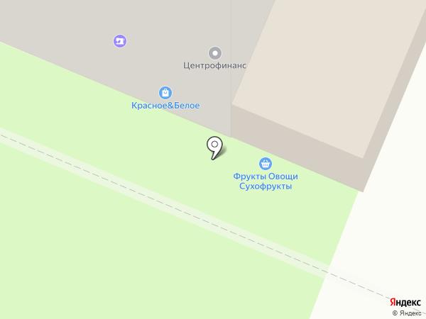 Мир лодок на карте Архангельска