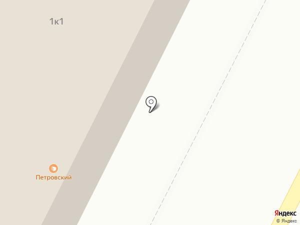 Лофт-проект СЛОН на карте Архангельска