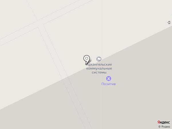 Секонд-хенд на карте Архангельска