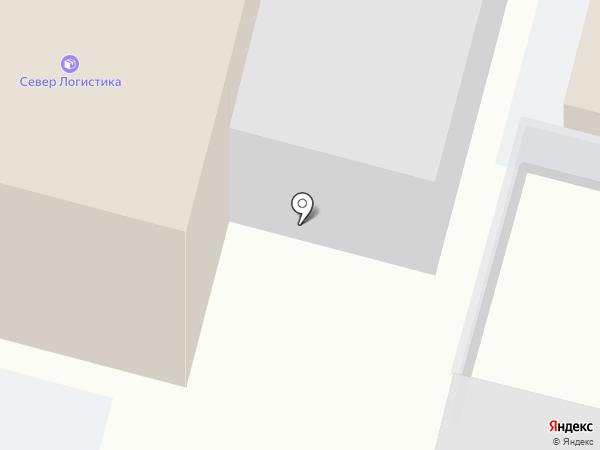 Бест-Транс на карте Архангельска
