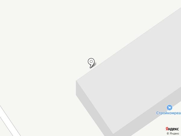 Стройкомреал на карте Архангельска