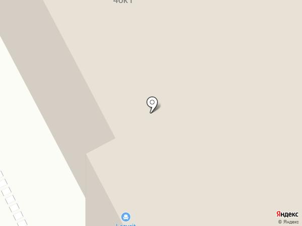 Автопитер на карте Архангельска