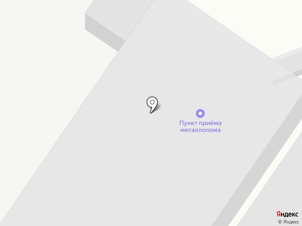 Архпромресурс на карте Архангельска