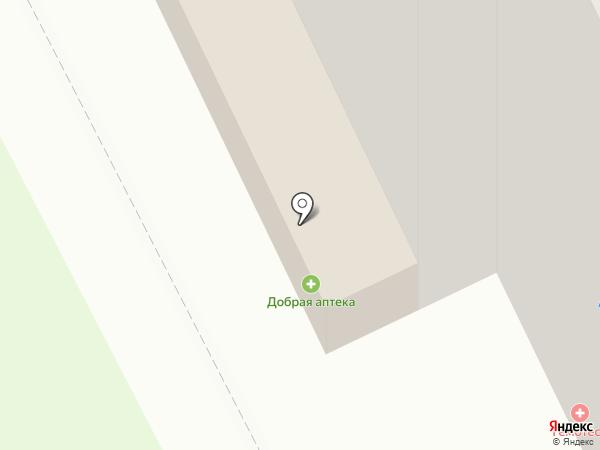 РАГАС на карте Архангельска