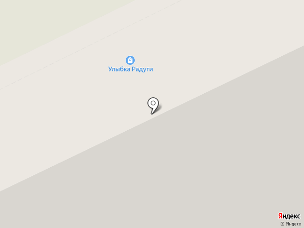 Сан Фло на карте Архангельска