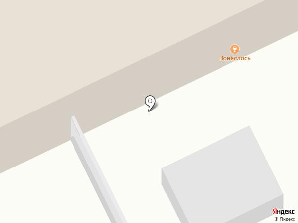 Понеслось на карте Архангельска