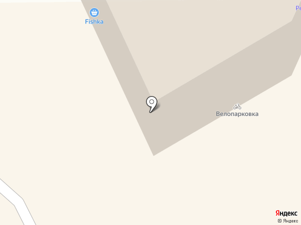 Магазин мяса и рыбы на карте Архангельска