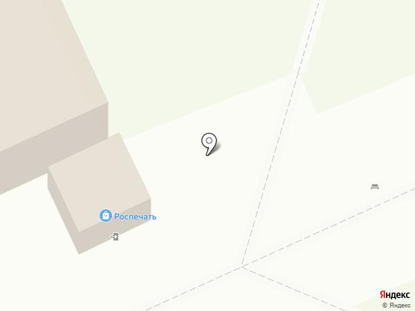 Киоск на карте Архангельска
