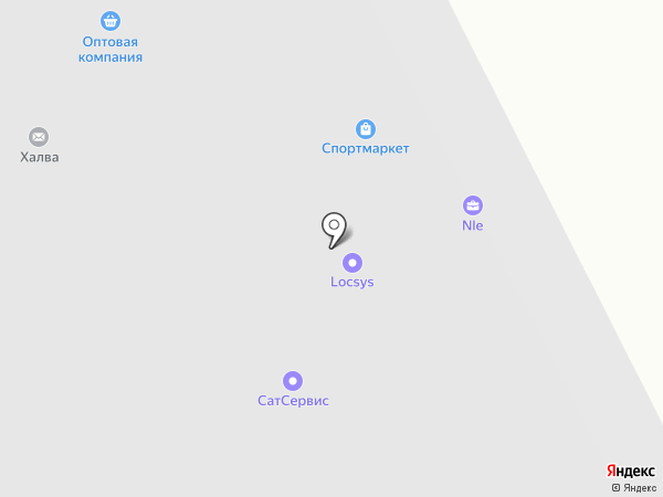 Термохит на карте Архангельска