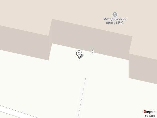 Учебно-методический центр по ГО, ЧС и пожарной безопасности Архангельской области на карте Архангельска