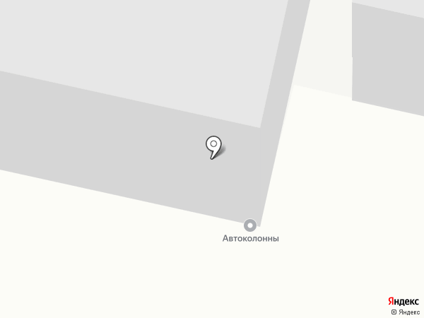 АПАП-3, МУП на карте Архангельска