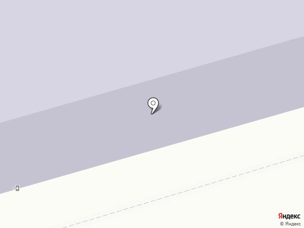 Архангельский индустриально-педагогический колледж на карте Архангельска