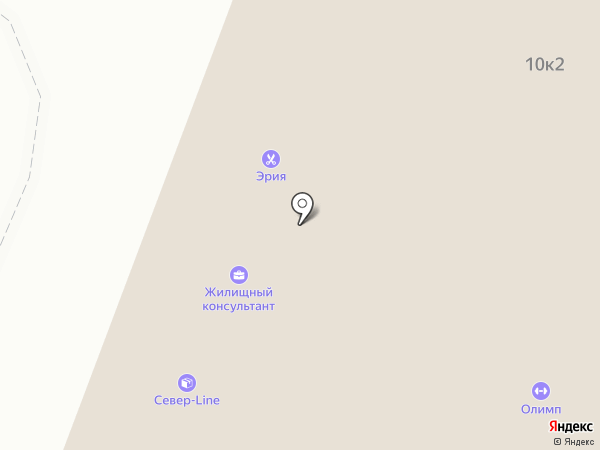 Уют на карте Архангельска