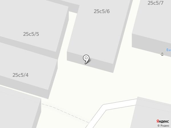 Магазин запчастей для Hyundai, Kia, SsangYong на карте Архангельска