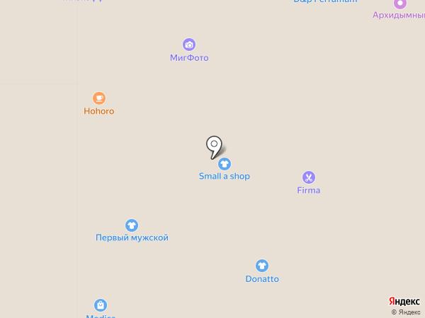 МигФото на карте Архангельска