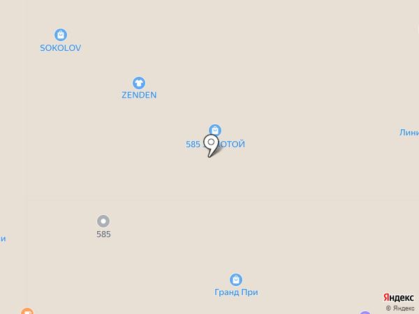 ZENDEN на карте Архангельска